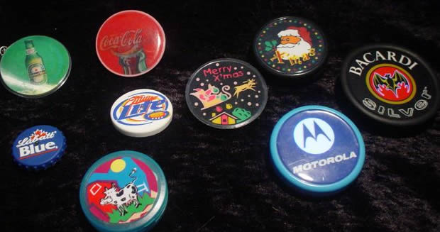 Div badges / Assorted badges
